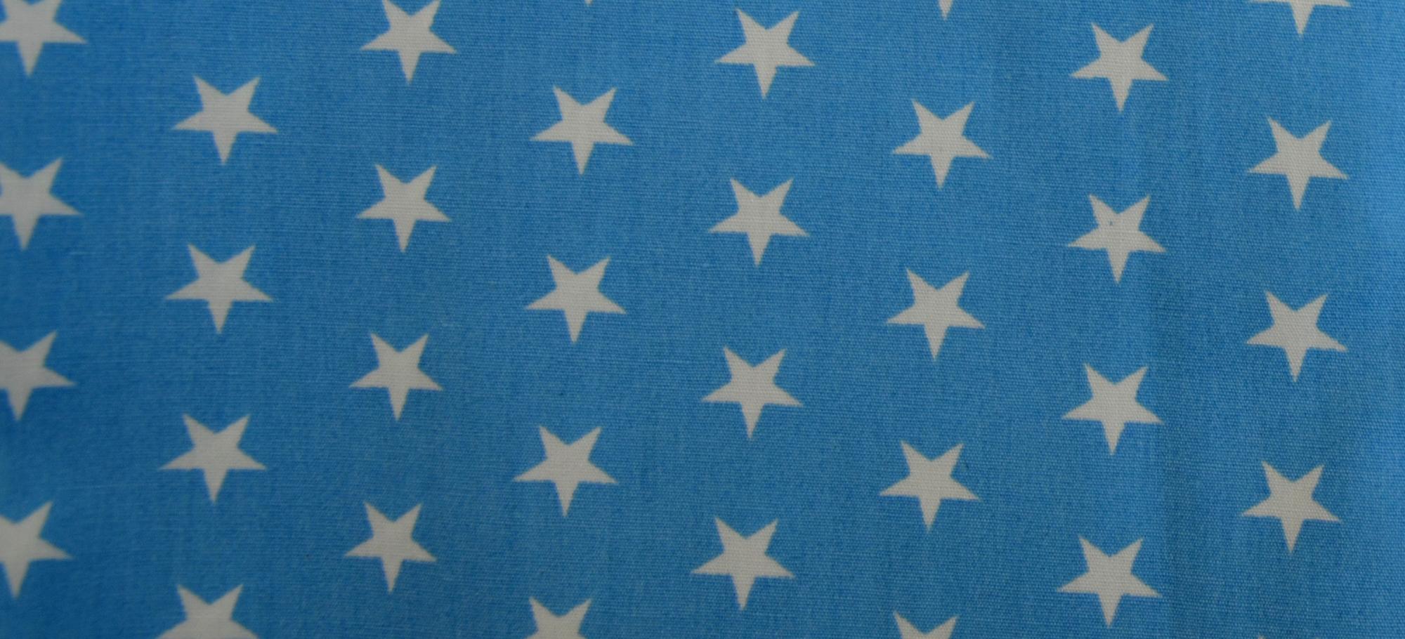 Jeans étoiles blanches