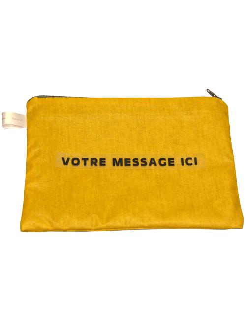 La pochette idéale pour nos sacs encombrés